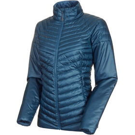 Mammut Convey 3 in 1 HS Chaqueta con capucha Mujer, pepper-wing teal